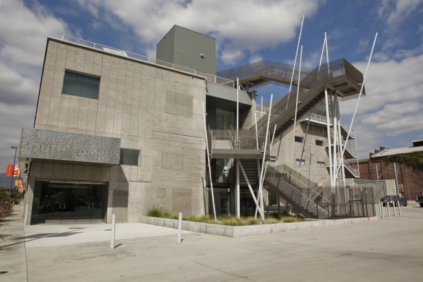 The Art Center's South Campus at 950 Raymond Ave.