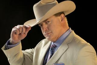 Brendan Fraser gets philosophical about archery: It takes 'Trust'