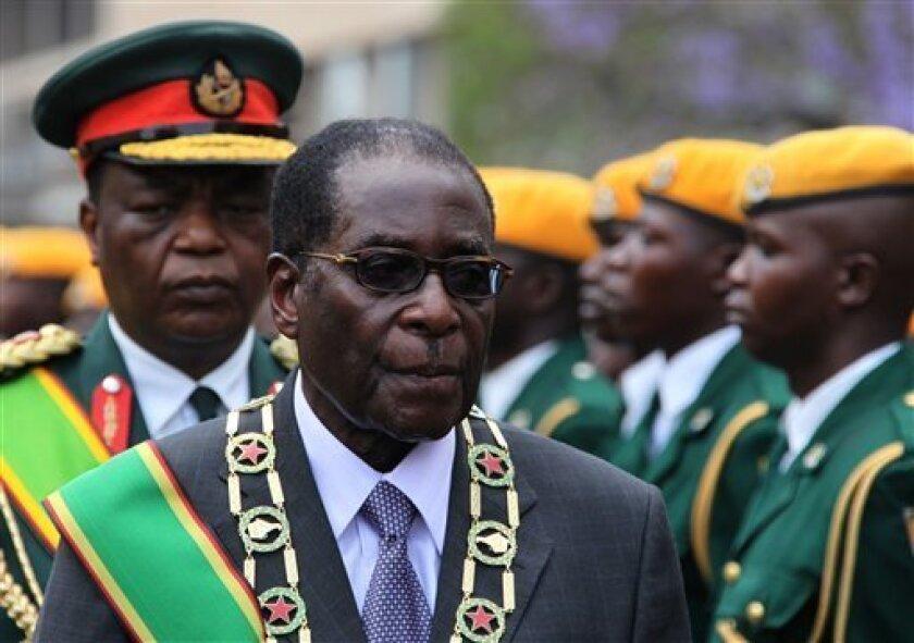 7th Parliament of Zimbabwe