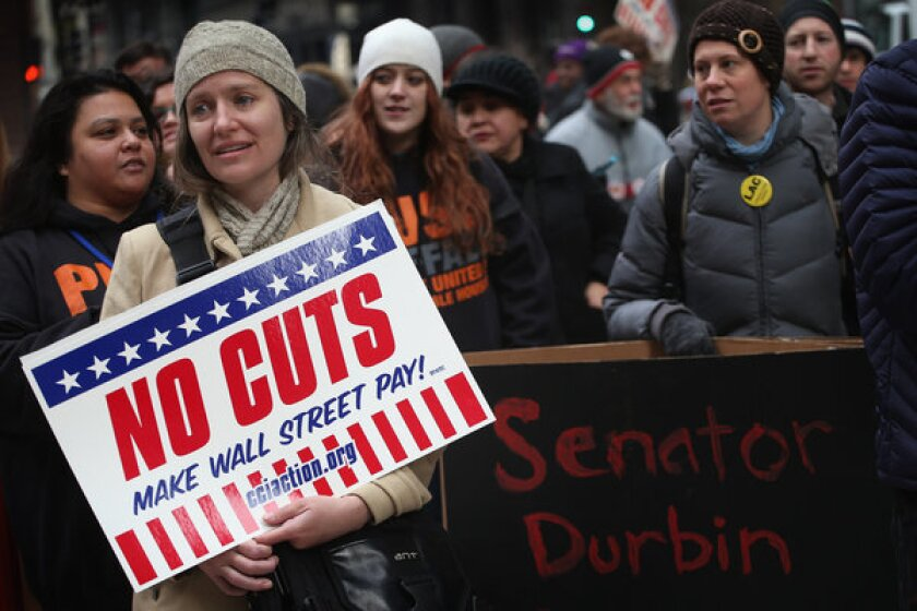 Most Americans benefit from entitlements