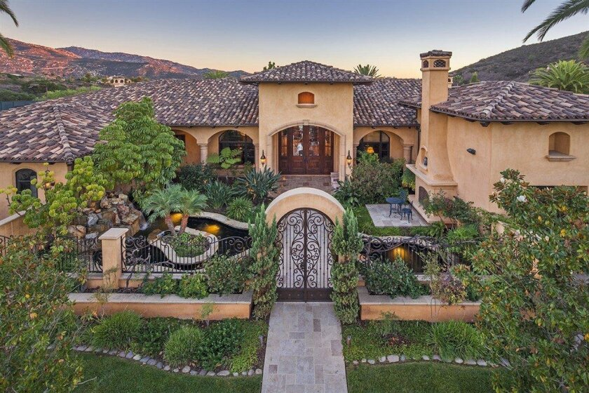 "A Poway mansion that was pegged as a ""dream house"" in a raffle from the Ronald McDonald House Charities is now on the market for $2.99 million."