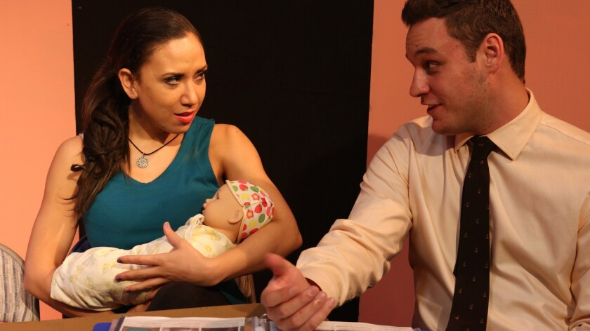 'Timeshare' at the Eclectic Company Theatre in North Hollywood