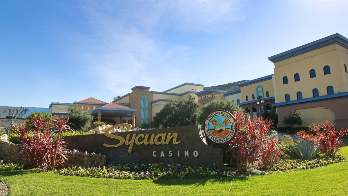 Sycuan Casino El Cajon Ca