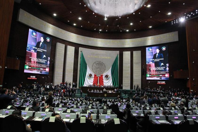 """La ONU Mujeres elogió hoy el """"avance histórico de México"""" en paridad de género en el próximo Congreso Mexicano que lo sitúa entre los primeros cinco países del mundo en términos de representación de mujeres en el parlamento. EFE/ARCHIVO"""