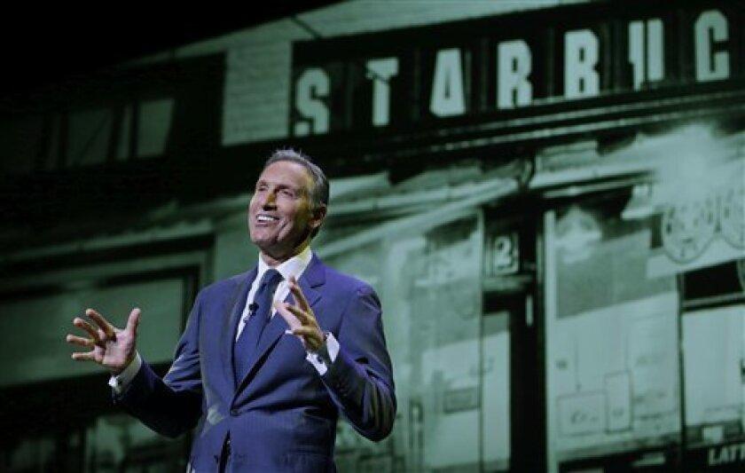 """Starbucks está introduciéndose en el mundo de los contenidos mediáticos, con relatos con los que busca """"contrarrestar el cinismo"""" que permea la cobertura de las elecciones presidenciales en Estados Unidos."""