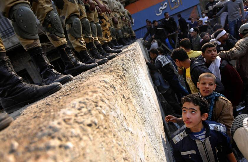 Egypt's youths feel disenfranchised after revolution