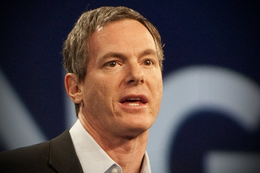 Qualcomm Chairman and CEO Paul Jacobs