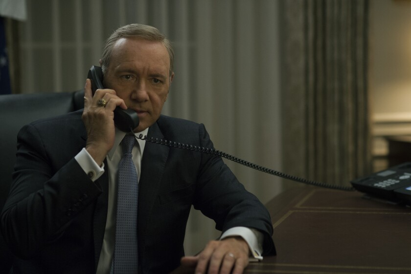 Watch the trailer for 'House of Cards' season four