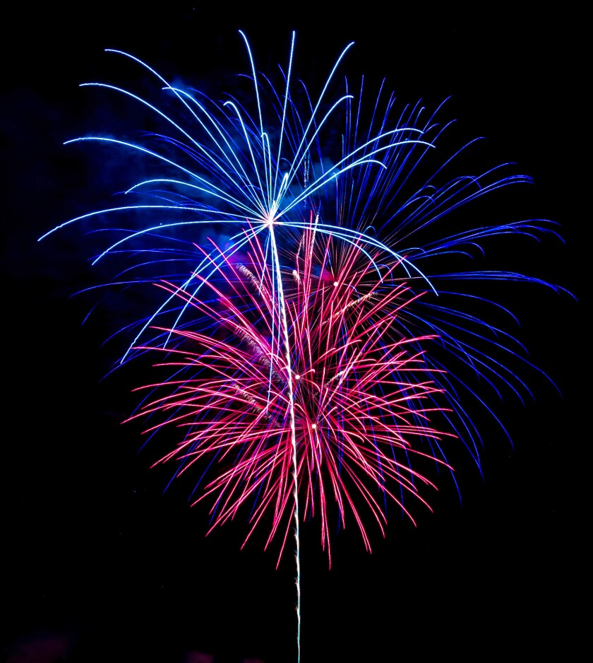 The 28th annual July 4th Family Picnic & Fireworks Show and the 50th annual Ramona Country Fair are canceled this year.