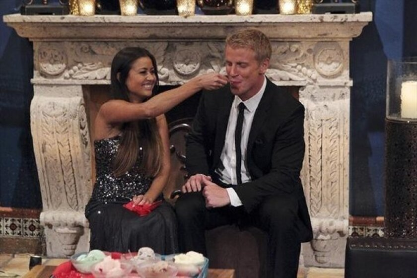 'The Bachelor' recap: And Sean gives his final rose to ...