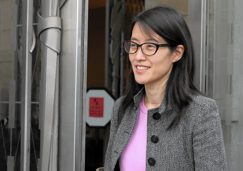 Ellen Pao, who lost a high-profile sex-discrimination suit, has banned salary negotiations at Reddit.