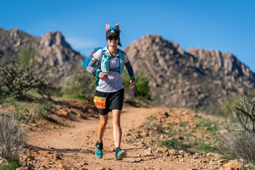 Caroline Crawford is an endurance racer