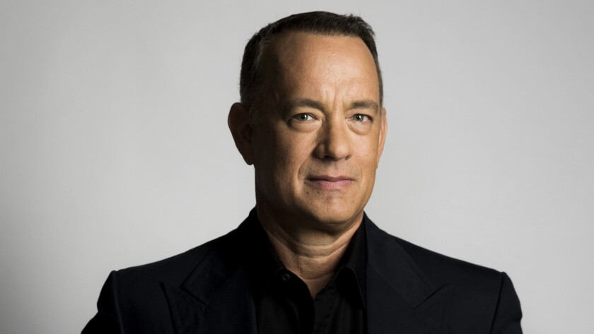 Academy Award-winning actor Tom Hanks will publish a collection of short fiction with Knopf.