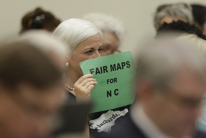 Records reveal concerns of deceased GOP redistricting expert