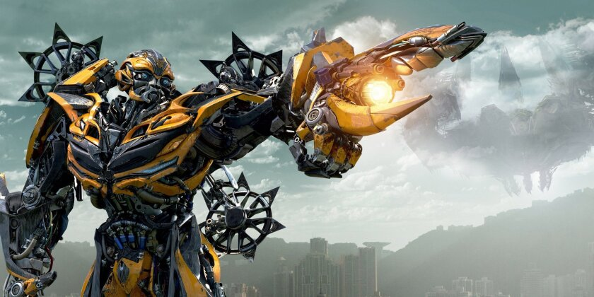 "The one big thing Hollywood knows how to do is make sequels and superhero movies, like this summer's ""Transformers: Age of Extinction."""