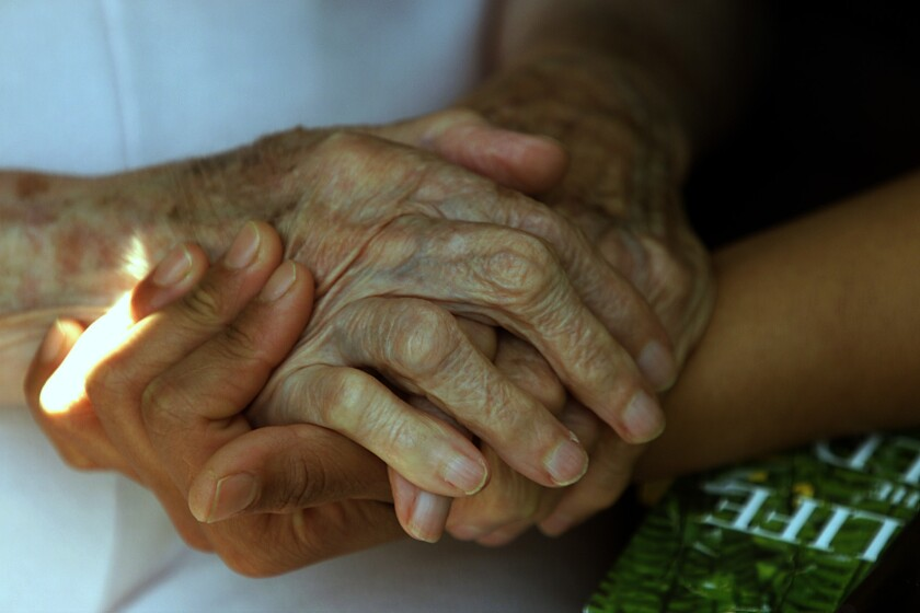 Some 15 million caretakers are dealing with loved ones with Alzheimer's disease.
