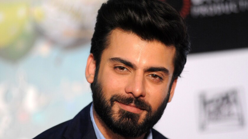 """Pakistani actor Fawad Khan has a cameo in the romantic drama """"Ae Dil Hai Mushkil,"""" (""""This Heart is Complicated""""), scheduled to open Oct. 28 around the Hindu festival Diwali."""