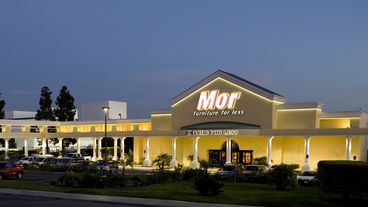 san diego family-owned mor furniture sells 36-store chain to