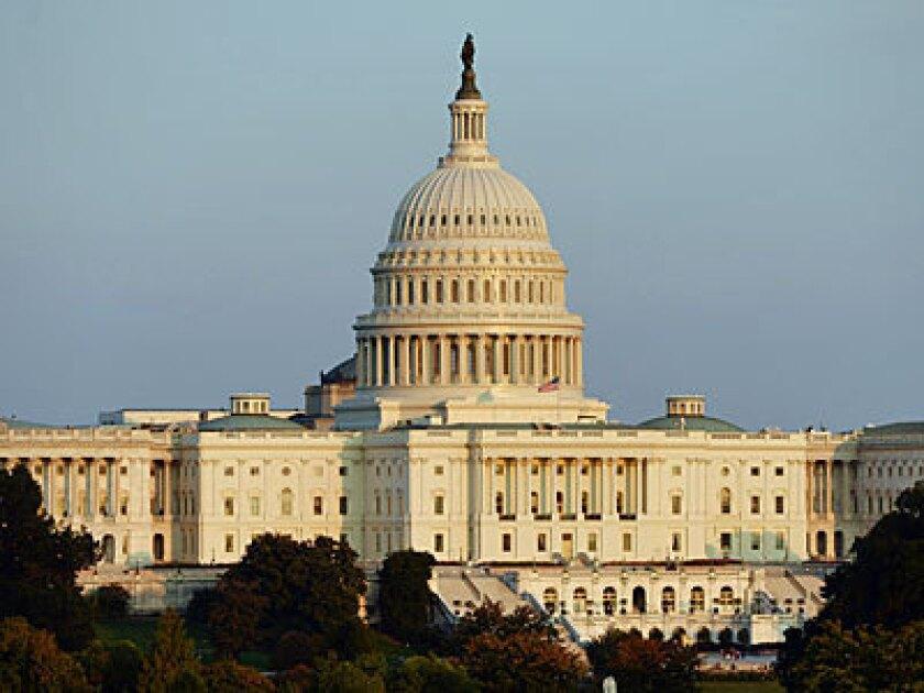 The Capitol Complex in Washington D.C.