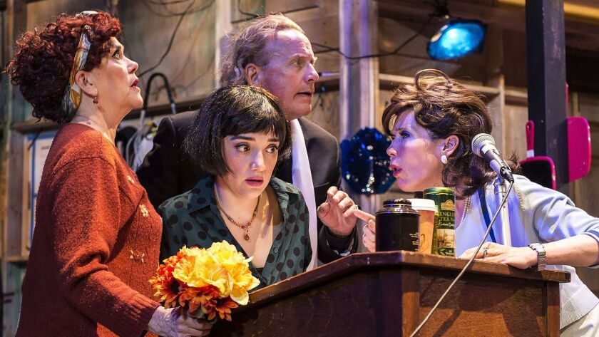 A Noise Within Noises Off