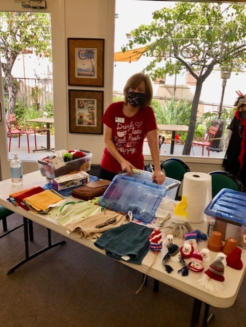 The Bonsall Woman's Club will put on its annual Christmas Fundraiser