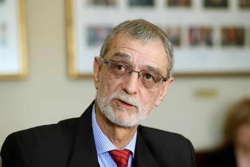 Imagen de archivo del secretario general de la Asociación Latinoamericana de Integración (Aladi), Alejandro de la Peña. EFE/Archivo