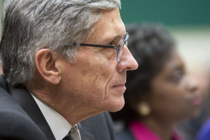 Net neutrality's last hope? FCC Chairman Tom Wheeler.
