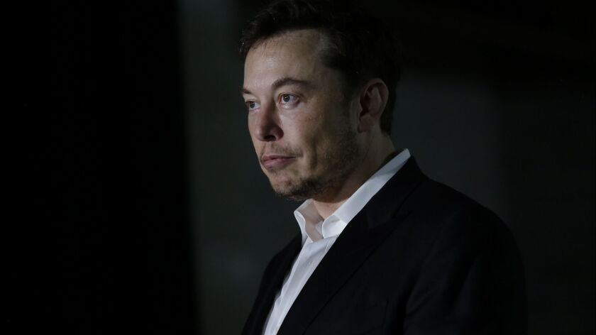 Tesla Chief Executive Elon Musk visited Chicago in June to promote an underground transportation system to O'Hare Airport.