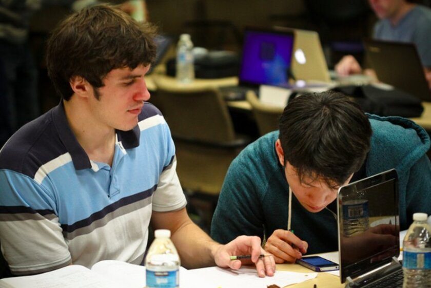 The demand for computer scientists has driven enrollment growth at UC San Diego.