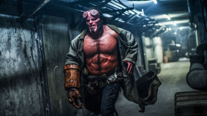 What the 'Hellboy' post-credits scene means - Los Angeles Times