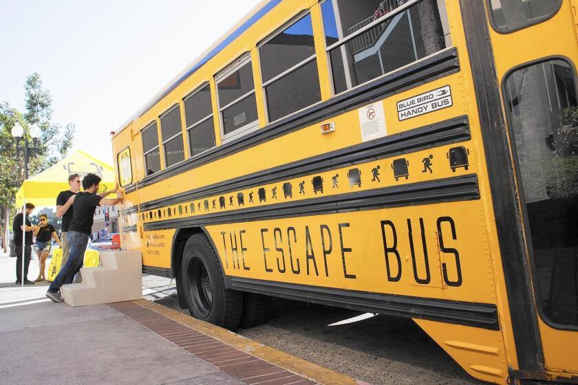 Escape Bus