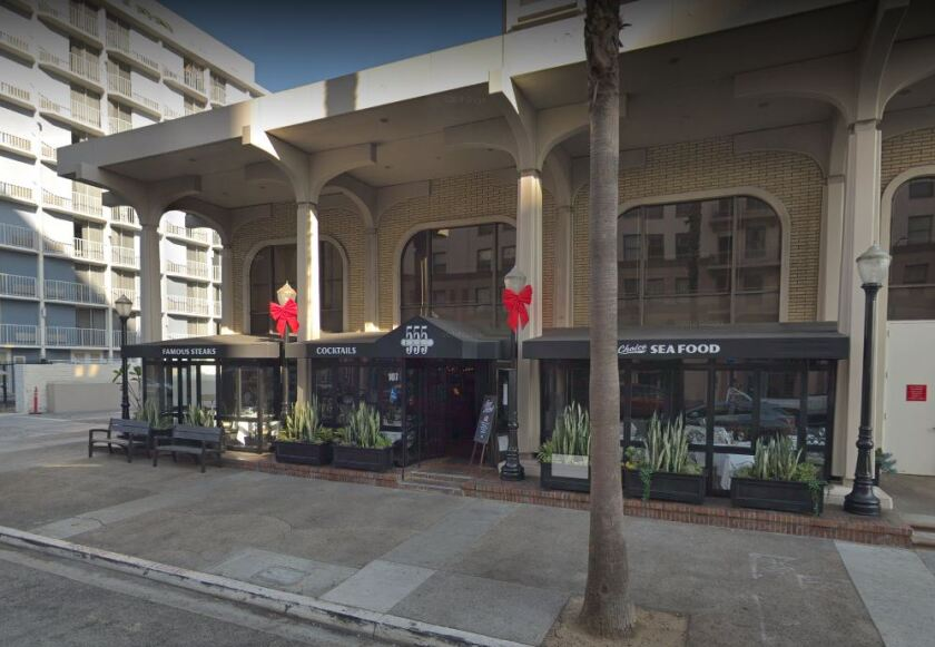 Eight cases of hepatitis A have been linked to the 555 East American Steakhouse in downtown Long Beach, according to city health officials.