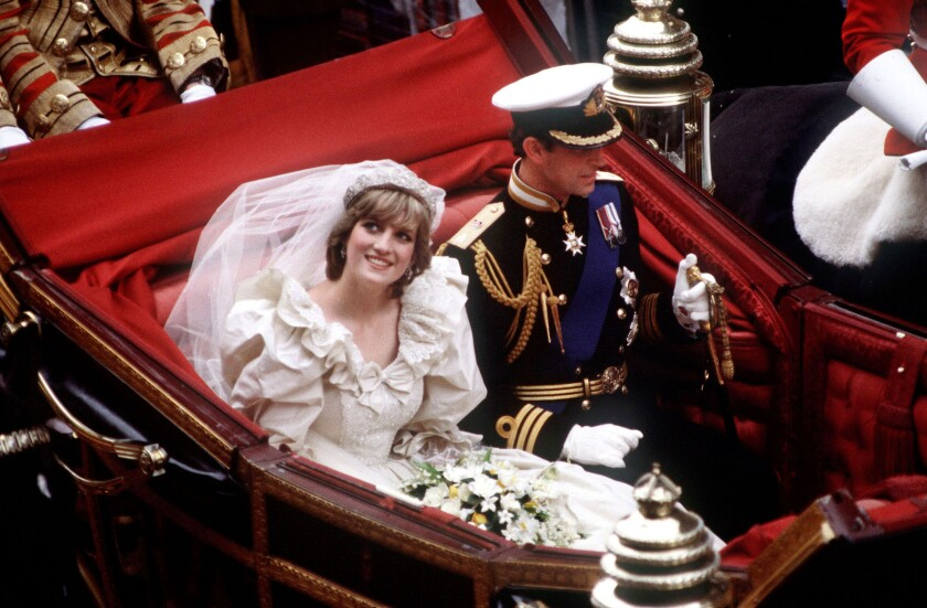 the crown season 4 inside charles and diana royal wedding los angeles times charles and diana royal wedding