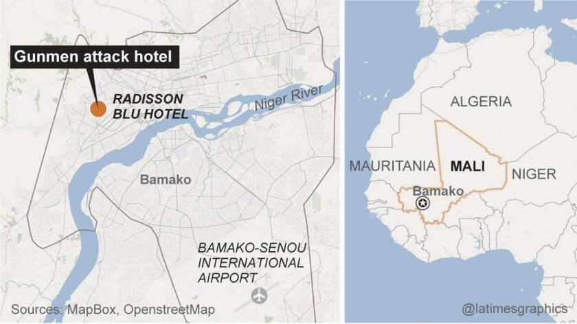 Mali hotel attacks