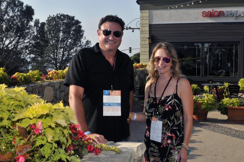 Oscar Bianchi and Kate Richards