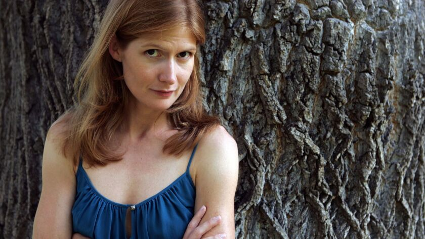 Writer Maile Meloy.