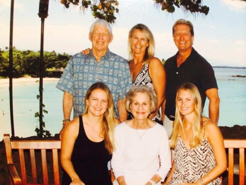 The Livingston family.