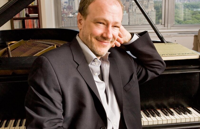 "Marc-André Hamelin will play the original version of Mussorgsky's ""Pictures From an Exhibition."""