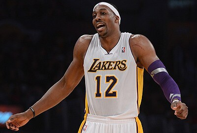 Column: Dwight Howard isn't the villain that Lakers fans make him out to be