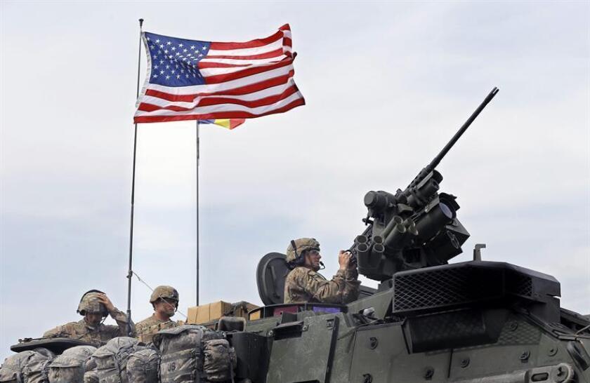 Muere un soldado estadounidense en Alemania por causas ajenas al combate
