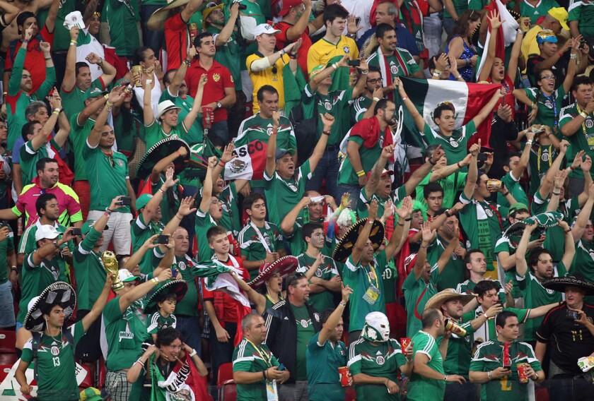 La pintoresca afición mexicana está en la mira por su grito...
