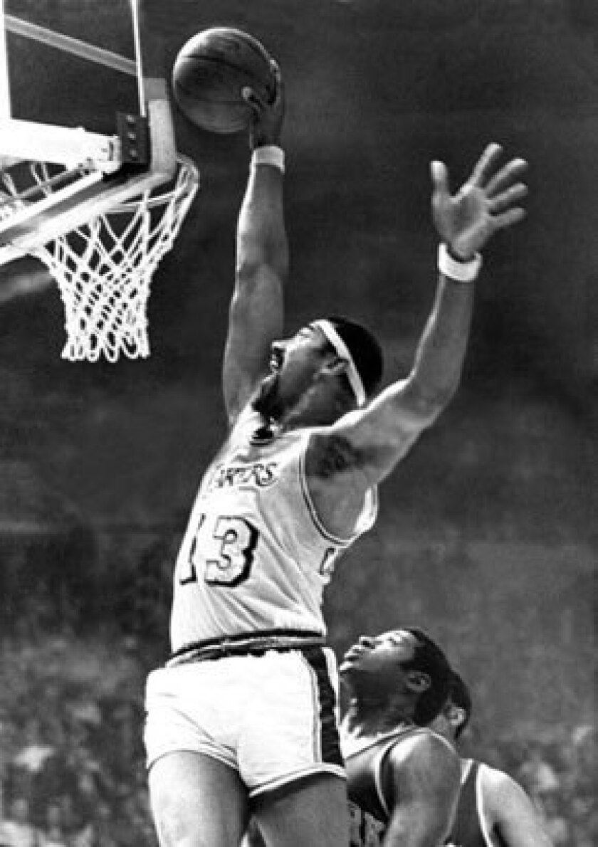 Wilt Chamberlain averaged a Los Angeles franchise-record 21.1 rebounds during his first season with the team in 1968-69. It was just the opening act.