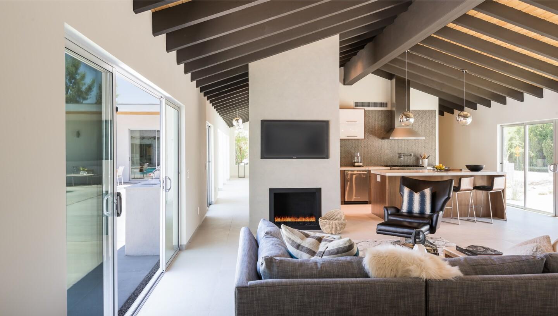 Florian Boyd's former Palm Springs home
