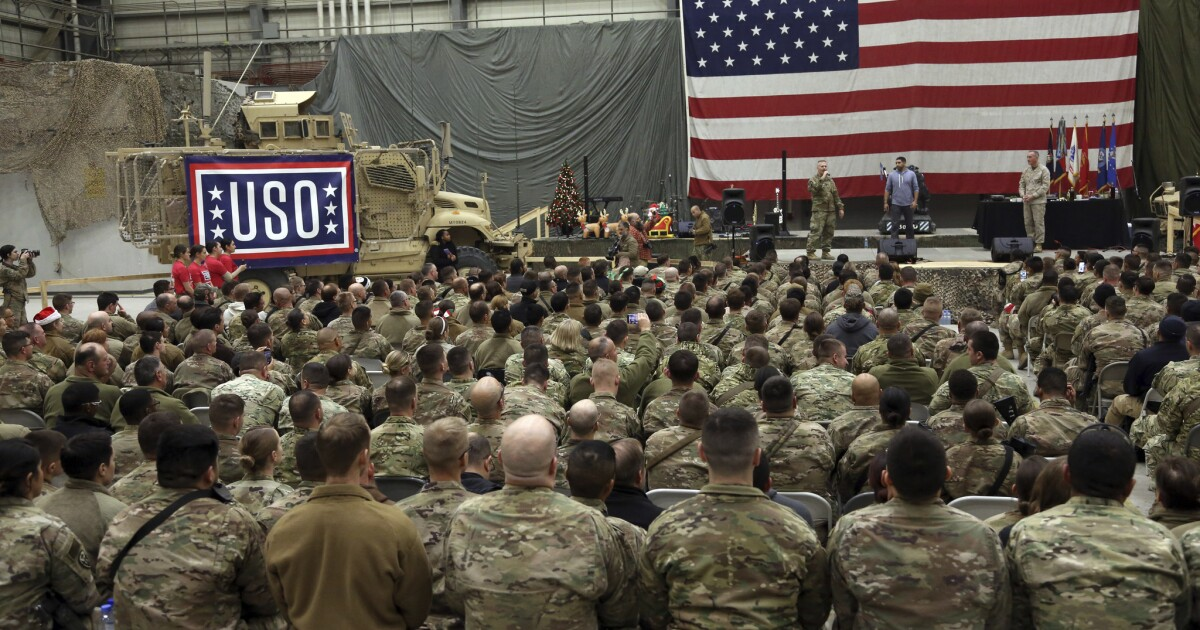 White House tentatively agrees to leave some troops in Afghanistan past U.S. election