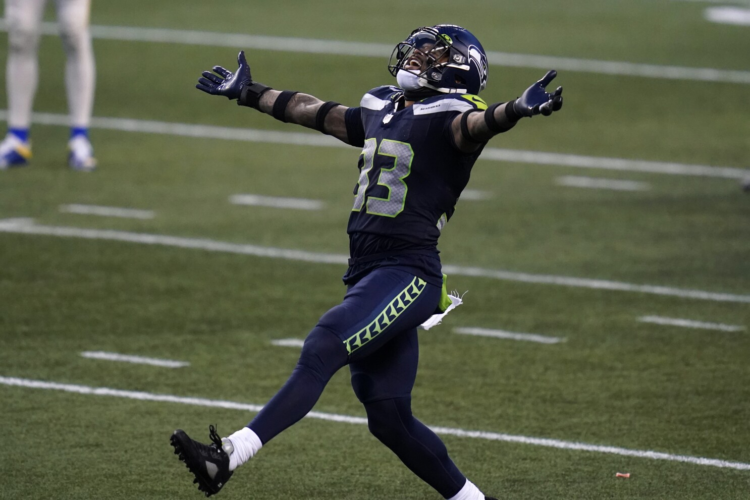 Seahawks Jamal Adams Says No Question He Ll Play Vs Rams The San Diego Union Tribune