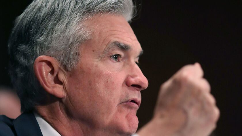 Fed Chair Powell Delivers Semiannual Monetary Policy Report At Senate Hearing