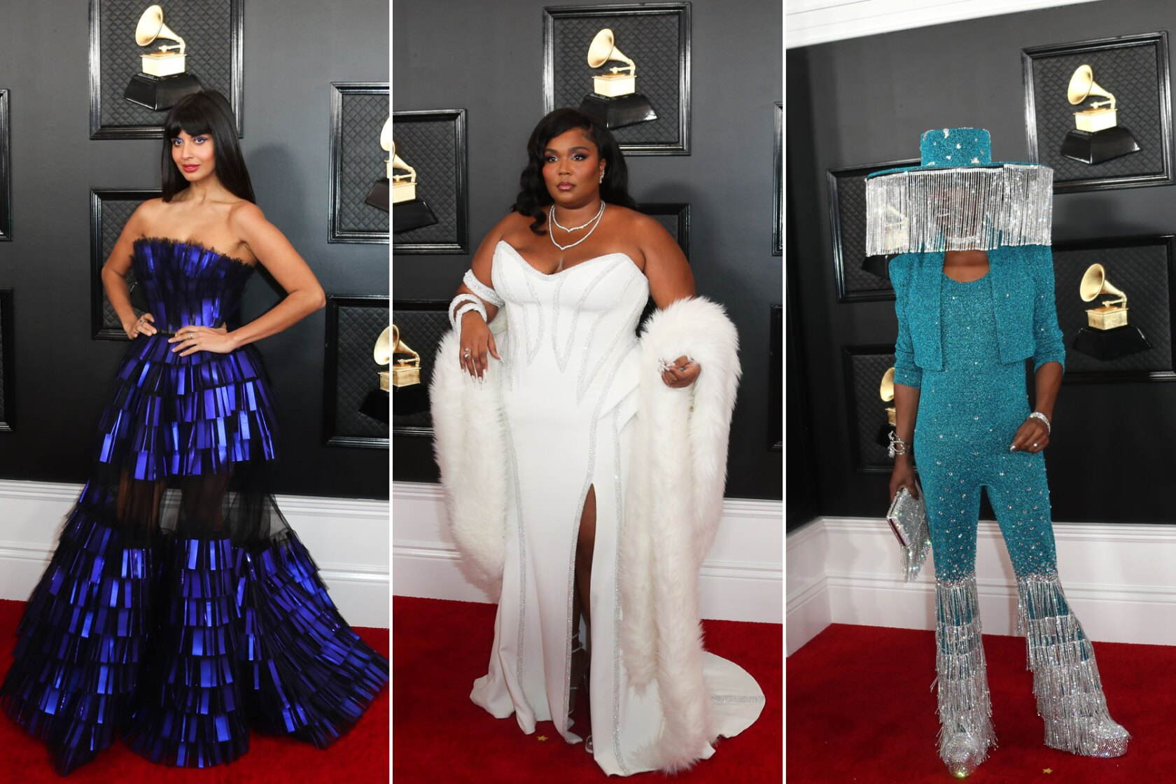 2020 Grammys: Fashion hits and misses from the red carpet - Los Angeles Times