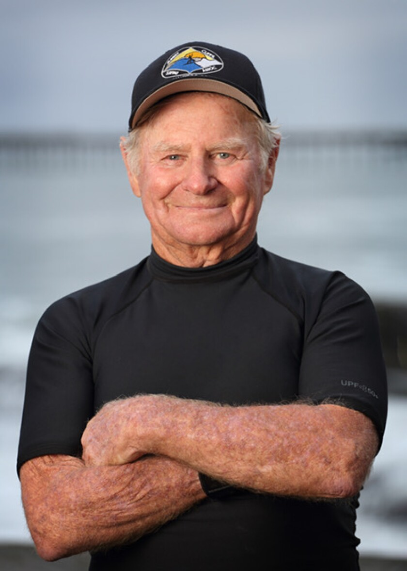 "Jim ""Mouse"" Robb was known for his eagerness to surf even the biggest waves and for his willingness to help people."