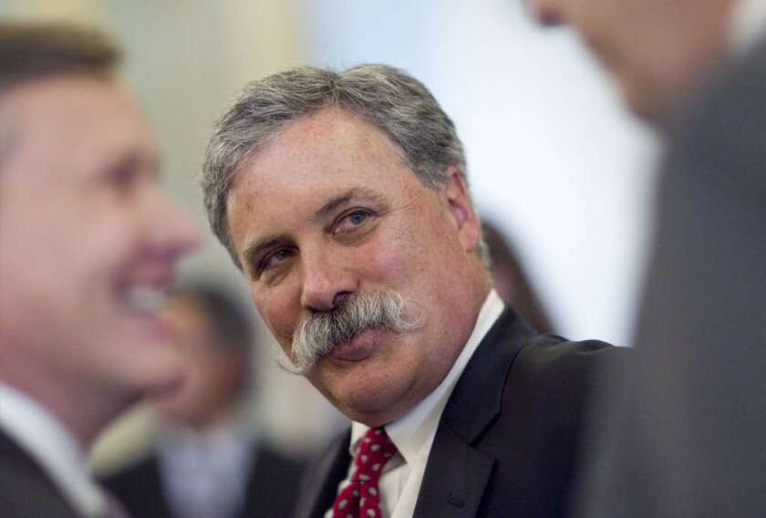 "21st Century Fox Chief Operating Officer Chase Carey on Thursday called ""a la carte"" programming ""a fantasy"" at Fox's Investor Day in Los Angeles. Here, he's seen in a July 11 photo."