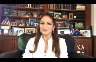 Gloria Estefan celebra a Brasil y advierte sobre el Covid-19 / Entrevista